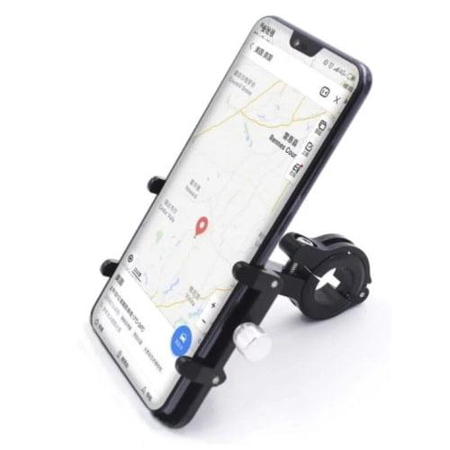 Držák na mobil na elektro koloběžku i kolo
